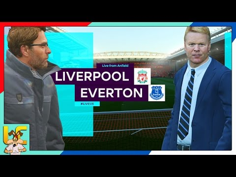 Merseyside Derby | Liverpool vs Everton | FIFA 17 Prediction