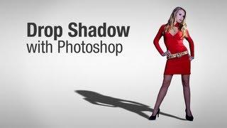 Drop Shadow Effect in Photoshop | TUTORIAL