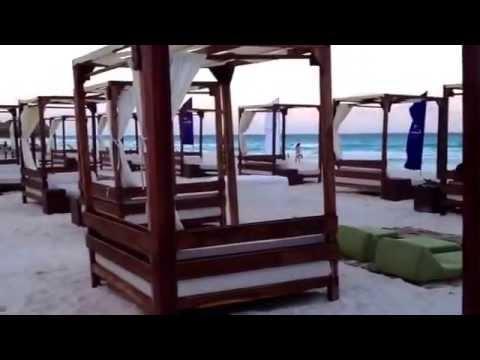 BEACH/PLAYA PARADISUS CANCUN