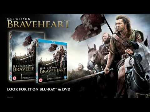 BRAVEHEART - LOOK FOR IT ON BLU-RAY AND DVD