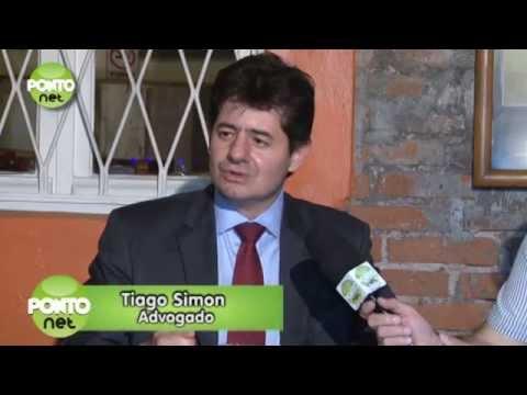 Ricardo Orlandini entrevista o advogado Tiago Simon