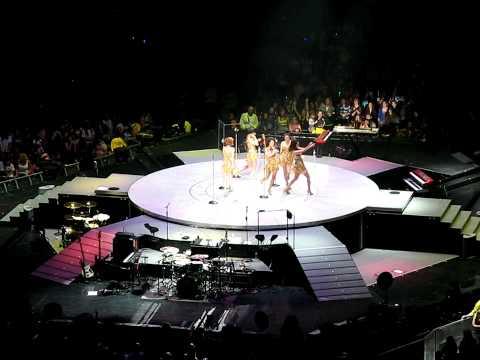 Wonder Girls – Nobody – Toronto 08/30/09, Opening Act – Jonas Brothers World Tour 2009