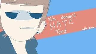 """Download Lagu Tom doesn't """"hate"""" Tord (animatic) Mp3"""