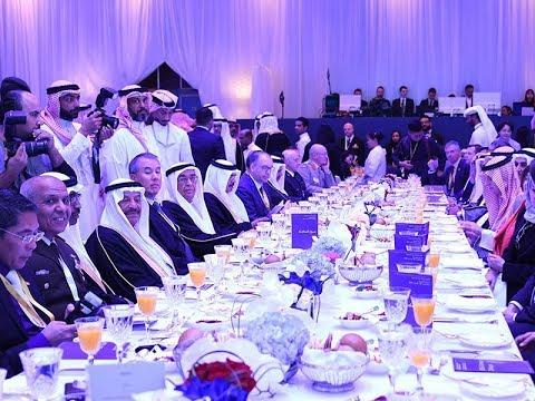 سمو ولي العهد ينيب سمو الشيخ محمد بن مبارك آل خليفة لحضور حفل افتتاح المؤتمر الخامس عشر للأمن الإقليمي