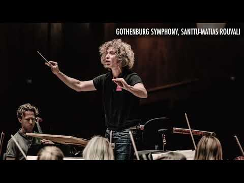Sibelius // Symphony No.1 & En Saga by Gothenburg Symphony & Santtu-Matias Rouvali