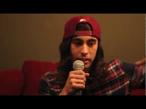 Pierce the Veil answers fan questions brought to you by Substream Music Press