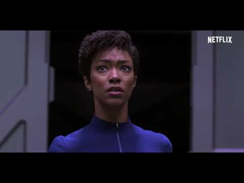 Star Trek Discovery - new comic con trailer (2017)