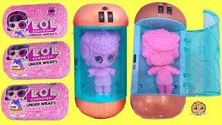 Video Jelly Layer LOL Surprise Blind Bag Capsules ! Eye Spy Under Wraps MP3, 3GP, MP4, WEBM, AVI, FLV Mei 2019