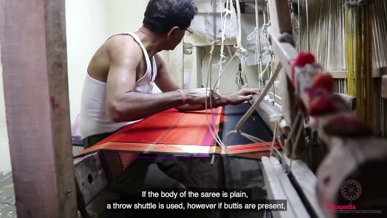 The Life Story of a Paithani Saree