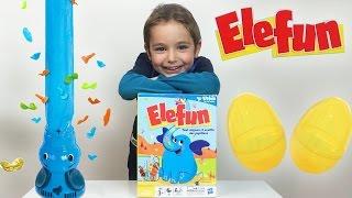 Video JEU - ELEFUN & Oeufs Surprises - Challenge - Test jeux de société MP3, 3GP, MP4, WEBM, AVI, FLV September 2017