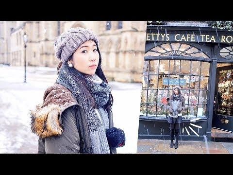 บันทึกชะนี ขับรถเที่ยวอังกฤษเอง!! - ลุยหิมะในเมืองเทพนิยาย