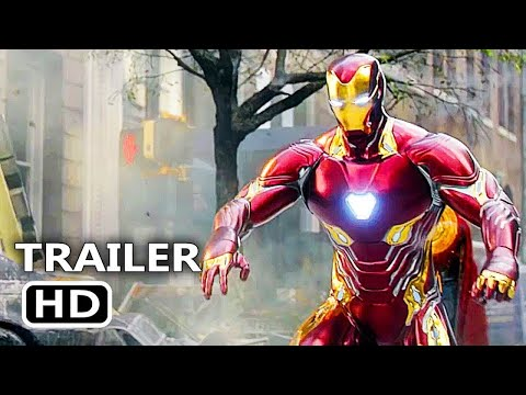 """AVENGERS INFINITY WAR """"Iron Man Fights Doctor Strange"""" Ad (2018) Quicken Loans TV Commercial HD"""
