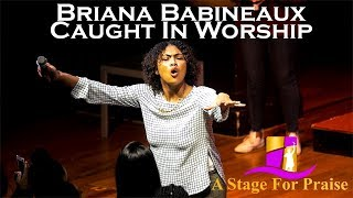 Briana Babineaux Caught In Worship | He's Able, How He Loves Us + Testimony | European Praise