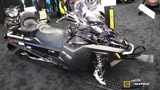2. 2018 Ski Doo Expedition LE Sled - Walkaround - 2017 Drummondville ATV Show