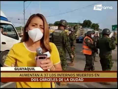 Guayaquil al Instante 24-02-2021