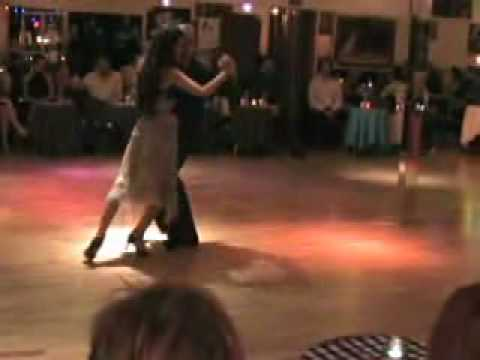 Argentine Tango by Miguel Cardoso and Claudia Garcia