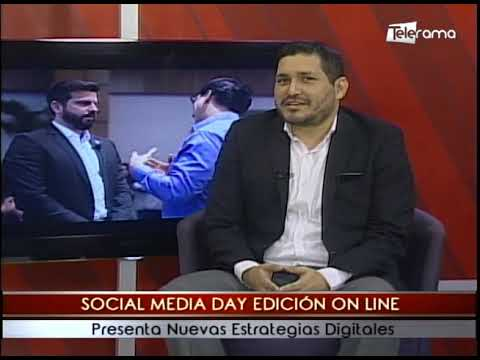 Social Media Day edición on line presenta nuevas estrategias digitales