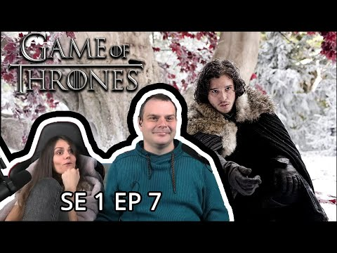 Game of Thrones Season 1 Episode 7 'You Win or You Die' REACTION
