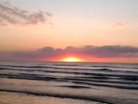 nascer do SOL em Peruibe/SP dia 09/03/2014 as 6:05:00