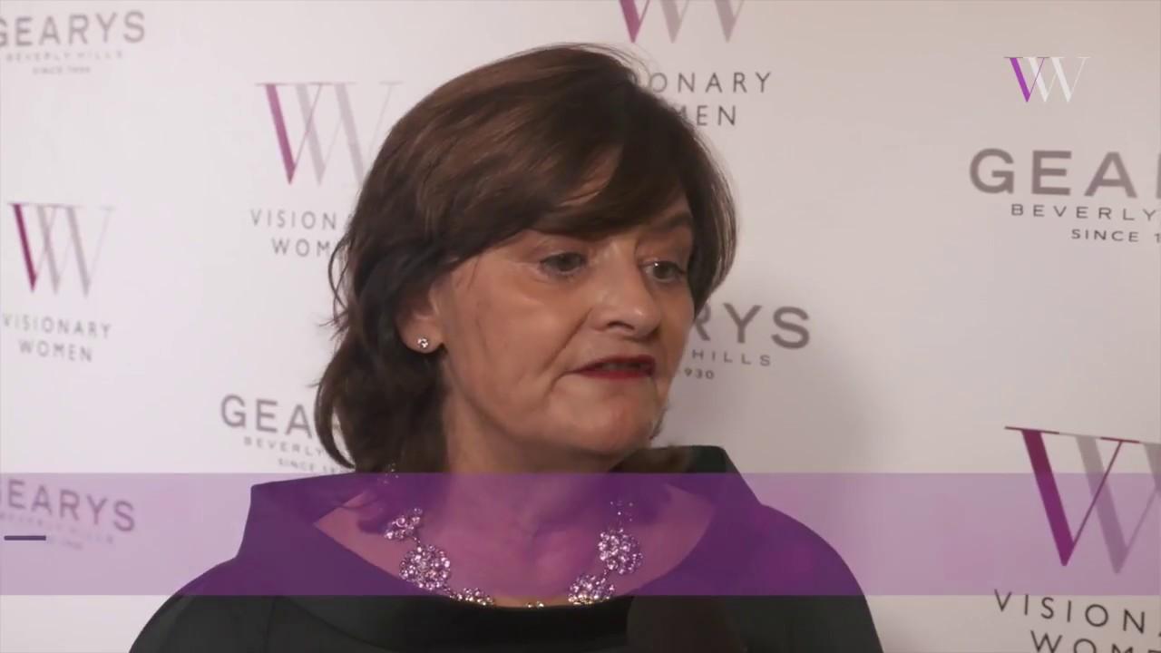 Cherie Blair on The Power of Mentorship