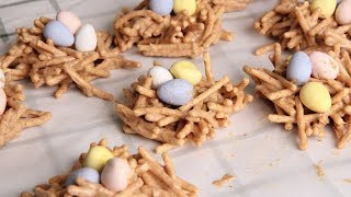 3 Ingredient Bird's Nest Cookies | Episode 1241 by Laura in the Kitchen