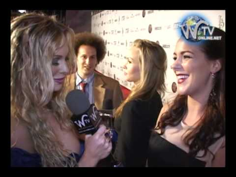 Julia Anderson Interview Gridlock 2010 New Years Eve Bash