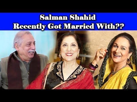 Salman Shahid Recently Got Married With? | Speak Your Heart with Samina Peerzada