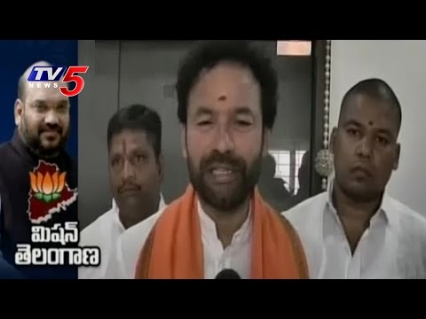 BJP Will Definitely Keep Off TRS | BJP Leader Kishan Reddy Face to Face