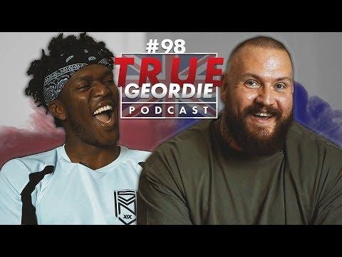 KSI INTERVIEW   True Geordie Podcast #98 (видео)