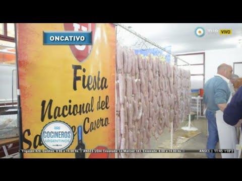 41º Fiesta Nacional del salame de Oncativo