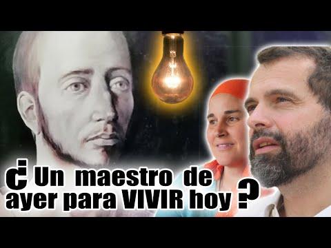 Mardía Herrero conversa amb Xavier Melloni sobre 'Èxode i èxtasi en Ignasi de Loiola'