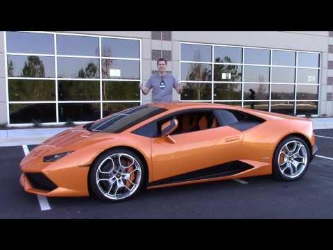 Heres Why The Lamborghini Huracan Is photos