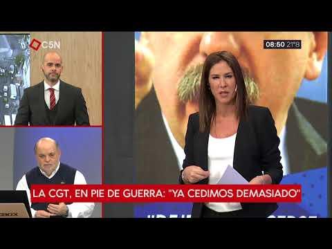 Las 3 frases del día: Daer, Anibal Fernandez, Gallardo