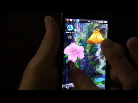 Video of Luminescent Jungle HD