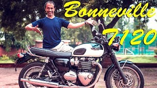 8. Want to buy the Triumph Bonneville T120 watch this first || Bike Review