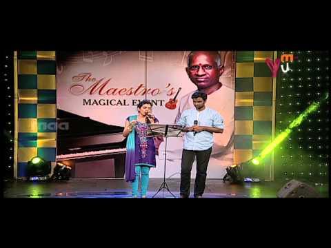 Ilayaraja Hits :  Sagara Sangam : Hemachandra & Sravana Bhargavi Performance