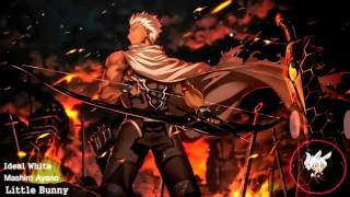 Video Nightcore - ideal white【fate stay night unlimited blade works OP】 MP3, 3GP, MP4, WEBM, AVI, FLV Agustus 2018