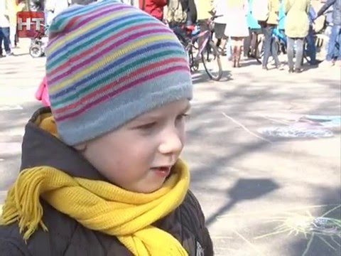 В воскресенье на Летней эстраде Кремлевского парка прошла традиционная молодежная акция