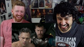 THOR: RAGNAROK God of Thunder TRAILER REACTION!!! by The Reel Rejects
