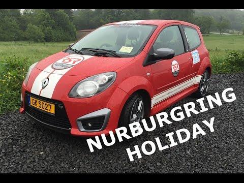 Nürburgring Nordschleife and Phantasialand Holiday