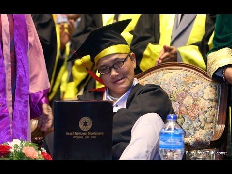 Video Special Convocation Program Jhamak Ghimire झमकलाई मानार्थ विद्यावारिधि प्रदान गरिँदाको क्षण download in MP3, 3GP, MP4, WEBM, AVI, FLV January 2017