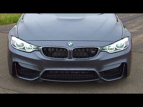 2015 BMW M4 – TestDriveNow.com Review by Auto Critic Steve Hammes