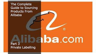 "Sign up for the Alibaba CourseBlog: http://www.ecommercemvp.com/alibaba-courseFB page:https://www.facebook.com/EcommerceMVPWhat you will learn in this Video=========================How to create your private label product without a lot of money. What is Private Labelling:=======================Private Labelling = Taking an existing product and putting someone else's logo or packaging on it. Private label products are EVERYWHERE. Target, Walmart, Best Buy, Macy's ALL sell private label products. Thanks to sites like Alibaba.com ANYONE can create their own private label product. For example: You can find a supplier in China that makes Smart Watches. All you have to do it order a few samples, and ask the supplier to stick your logo on the packaging. That's it!How it works:============1. Find a product that you think you can sell on sites like Amazon, ebay, etsy or ob your own website2. Find that product on Alibaba.com3. Negotiate a deal with the supplier. Order small quantities to start with. 4. Tell the supplier ""I WANT MY OWN LOGO ON THE PRODUCT"". 5. When the product arrives, sell it on Amazon, ebay or on your website.Related Videos:================ How to start a MVP business -https://www.youtube.com/watch?v=19LALJ-G47M"