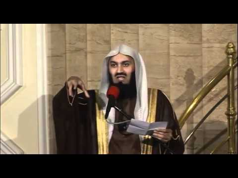 Stories Of The Prophets-26  Dawud (as) - Part 2 - Mufti Ismail Menk