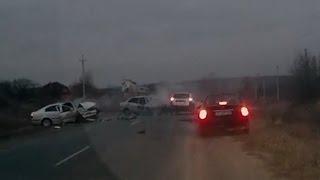 Подборка Аварий и ДТП #76