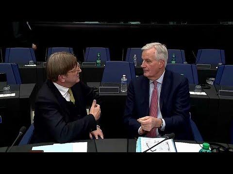 Großbritannien: Mays Schlappe - das sagen die EU-Spit ...