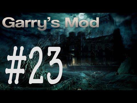 Garry's Mod #23. В недрах старого замка.ч.2. Алекс, Паук, EASYNICK.