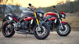 5. Cam Donald On Triumph's Speed Triple R and S | Road Test