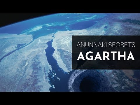 Anunnaki Secrets Part 1 - AGARTHA