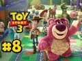 Toy Story 3 The Video game Part 8 The Junkyard hd Gamep